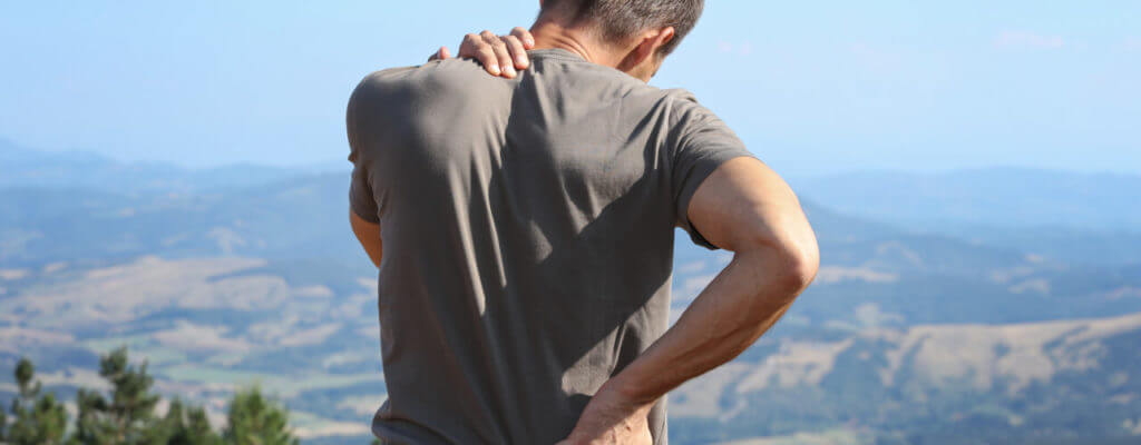 Chronic Back Pain Can be Limiting